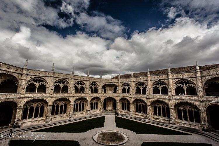Jerónimos Monastery - 4