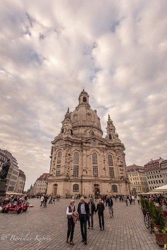 Dresden Frauenkirche - 1