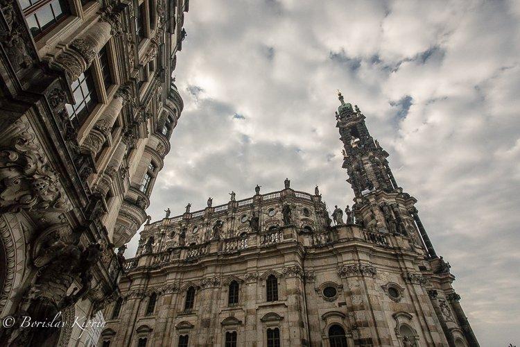 Dresdener Architecture
