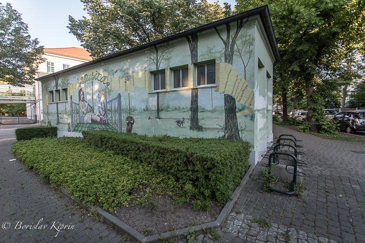 Dresden's graffiti -1
