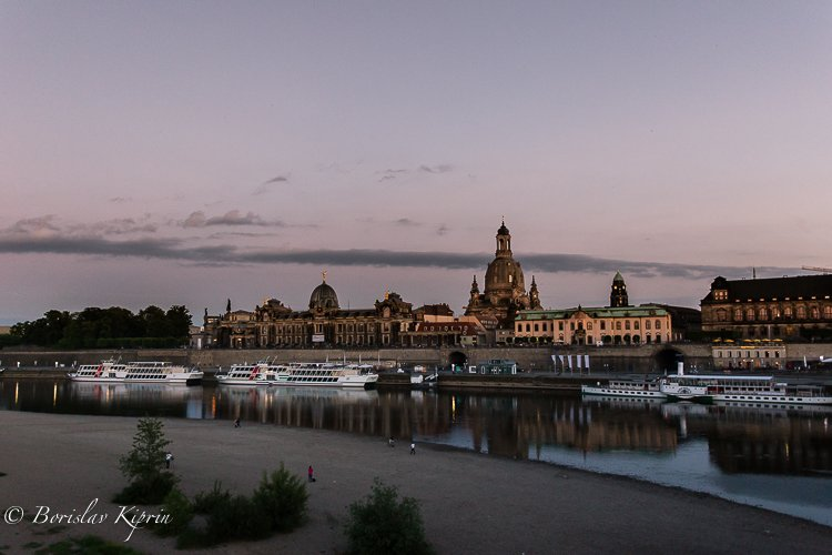 Dresden's sunset -2