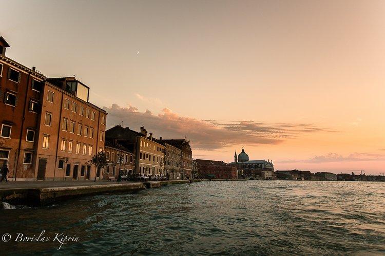 Venice sunset 2