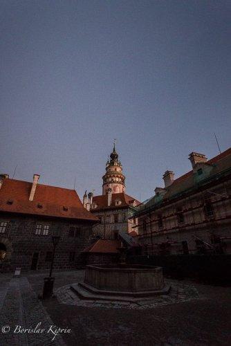 Krumlov court