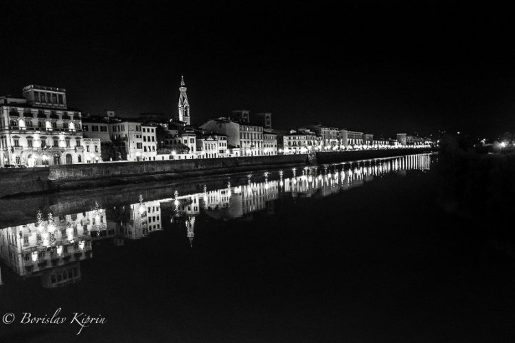 Reflections in B&W