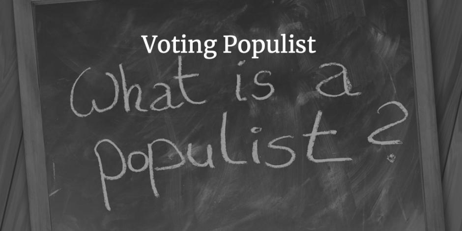 Voting Populist