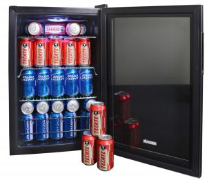 NewAir AB-850 84 Can Beverage Cooler 1