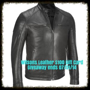 #Wilsons Leather