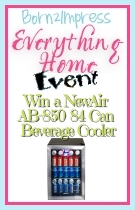Win a NewAir AB-850 84 Can Beverage Cooler