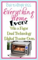 Win a Fagor Dual Technology Digital Toaster Oven