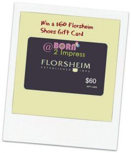Florsheim gift card- Pinterest