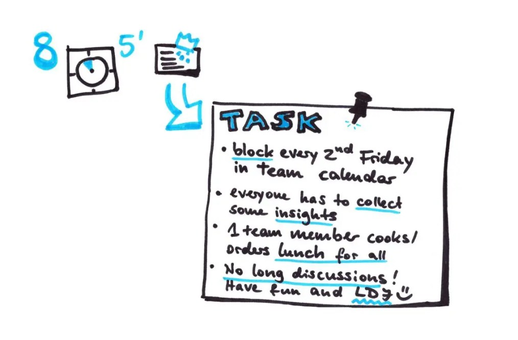 actionable tasks