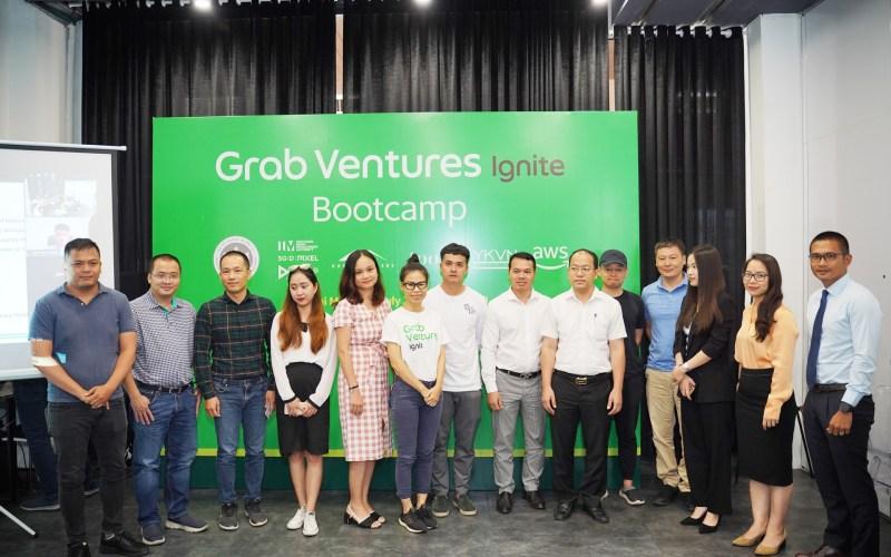 Bossjob on Grab Ventures Ignite 2020