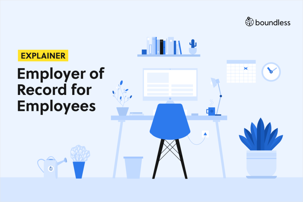 employer of record for employees