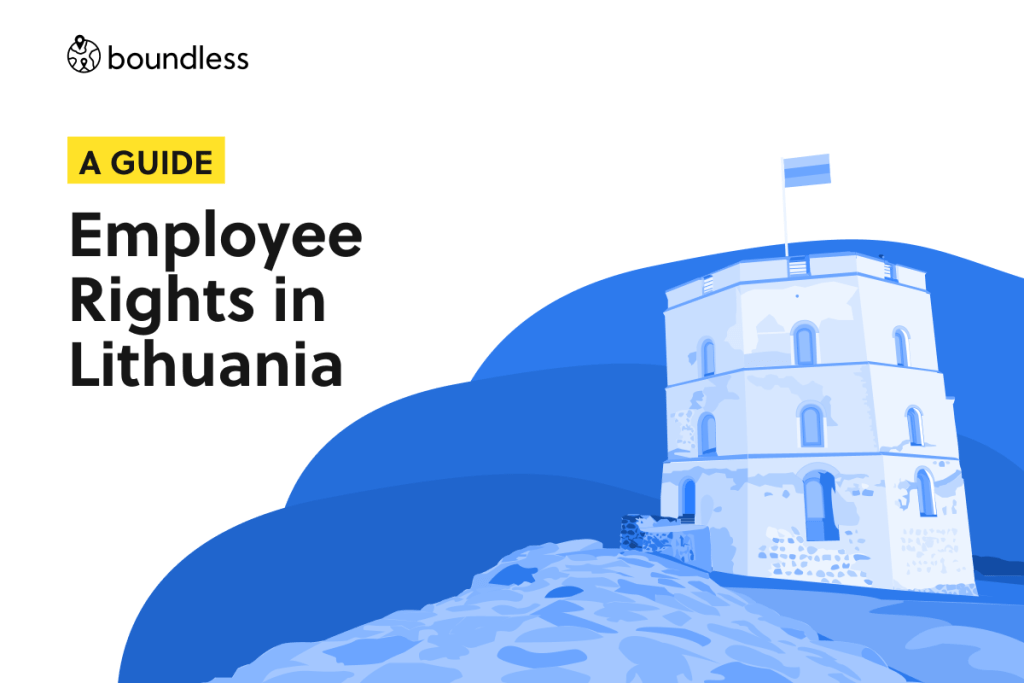 A guide to employee rights in Lithuania