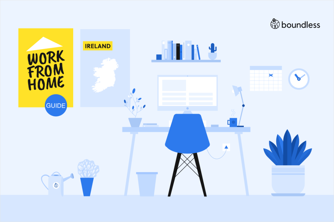 work from home guide Ireland