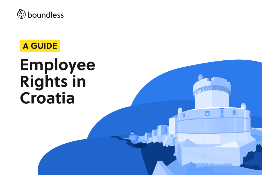 employee rights in Croatia