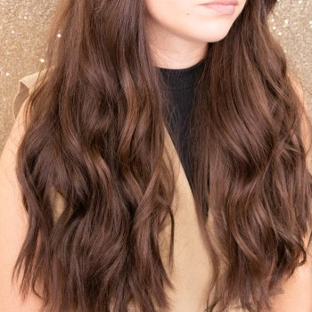 Simple Beach Waves Tutorial Using IGK Hair Products