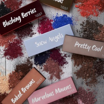 This is The Dose of Colors Eyeshadow Palette You Need Based on Your Personality