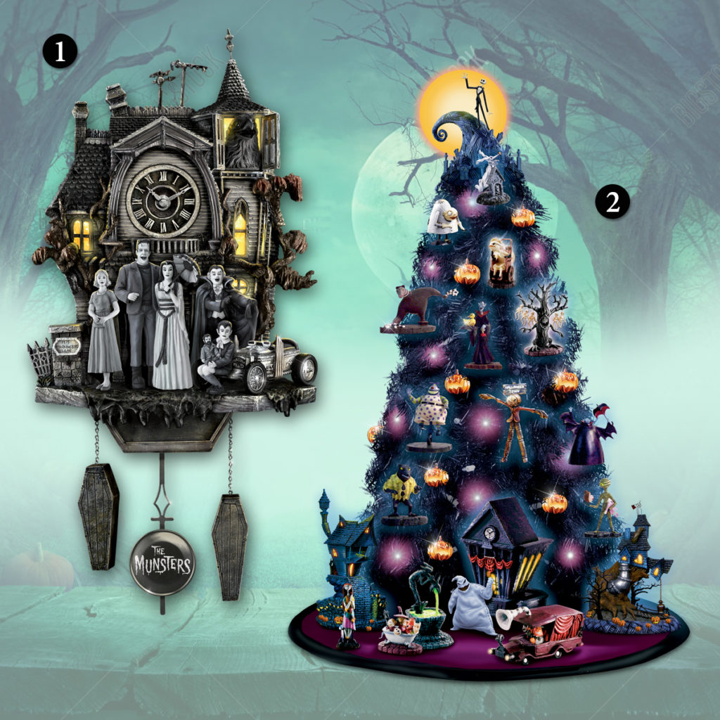 Nightmare Before Christmas Village Collection
