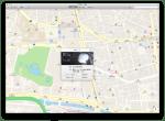 MAC osx10.9 MavericksとiPhoneで地図情報を共有