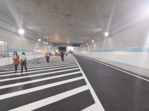 トンネルウォーク1