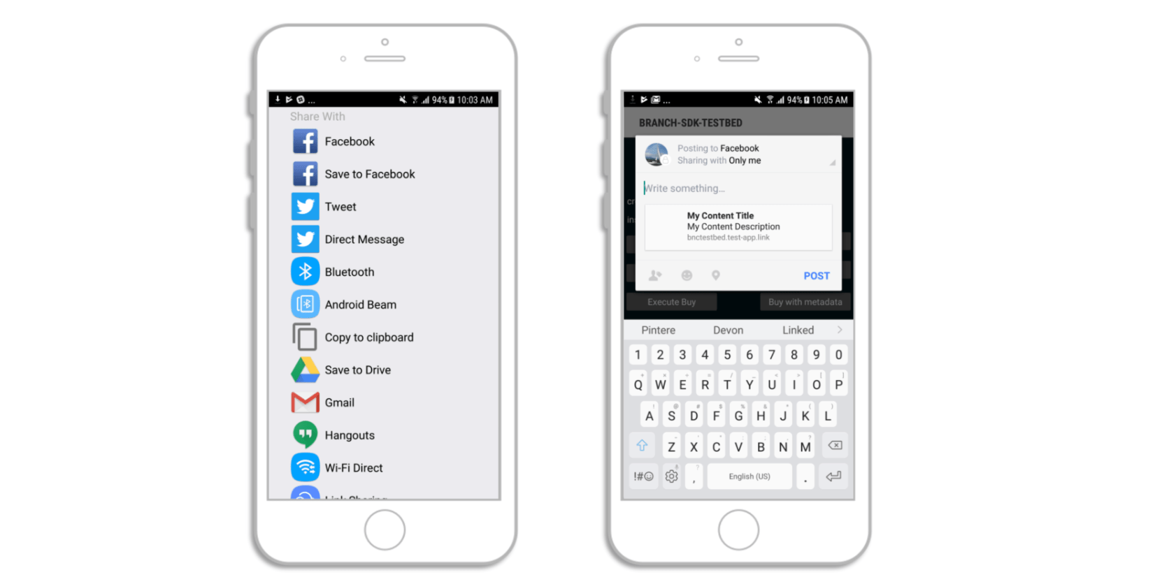 How to Add Social Share Buttons to Your iOS and Android