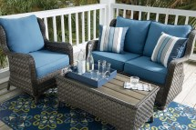 outdoor furniture types of materials
