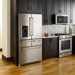 Kitchen Refrigerator Cabinets Manufacturers Different Fridge Configurations To Choose From Aid 5 Door