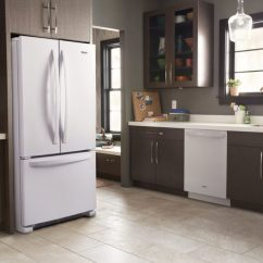White Appliances Kitchen Counter Top Table Sets 5 Fresh Appliance Colours To Help Create A Theme In Your Whirlpool