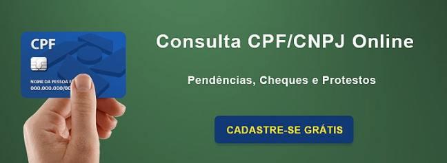 Cadastre-se Brasil Consultas