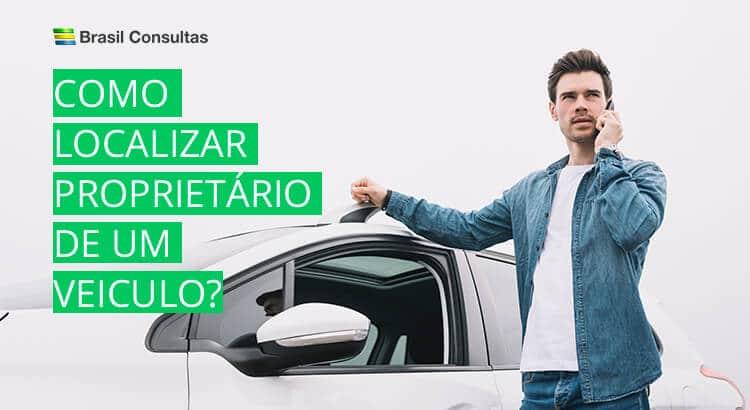 Como localizar proprietário de um veículo