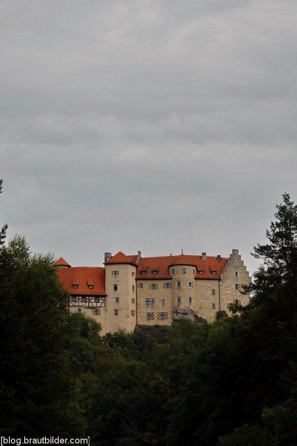 Hochzeit auf Burg Rabenstein