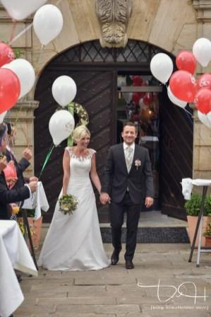Als Hochzeitsfotograf im Standesamt Erlangen, im Egloffstein'sche Palais, und im Schloss Atzelsberg