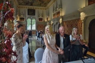 Das Ja-Wort im Hirsvogelsaal! Der Hochzeitsfotograf aus Nuernberg im Hirsvogelsaal!
