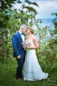Wunderschoene Brautbilder macht der Hochzeitsfotograf am Gardasee.