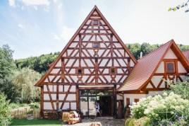 Hochzeitsfotograf im Laeidlhuf bei Hersbruck.