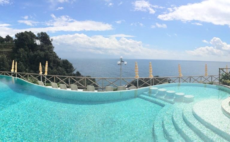 イタリアの世界遺産 Cinque Terre(チンクエテッレ) 観光と行き方 ホテルレビュー