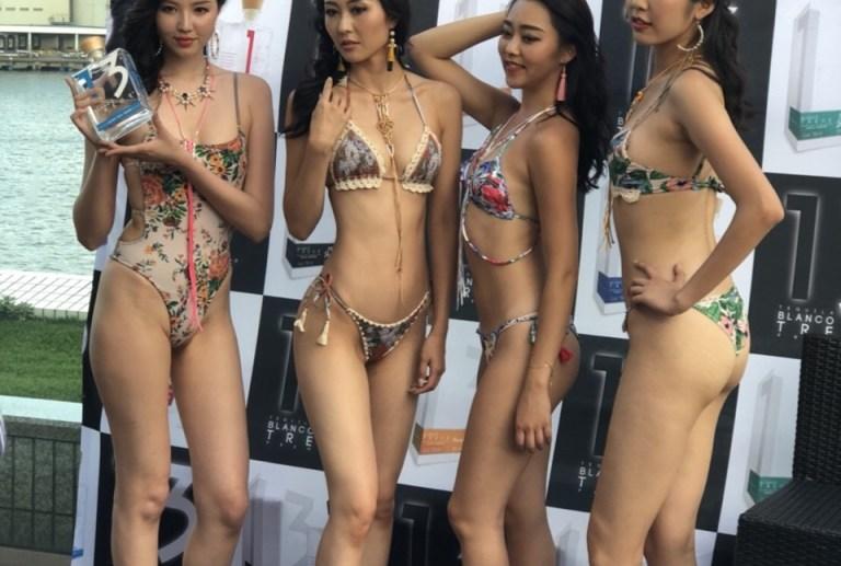 ブラジリアンビキニファッションショー レポート前書き【トレンド水着決定版】