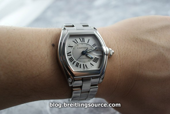 cartier roadster price