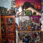 NKOTB near Arkham Asylum/Fortress of Solitude/Curio Cabinet of Clutter