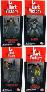 Batman: Dark Victory figure set