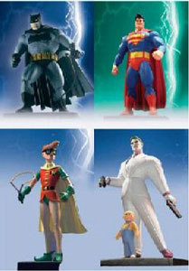 DKR action figure set