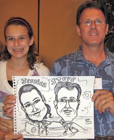 Jessica and Steve