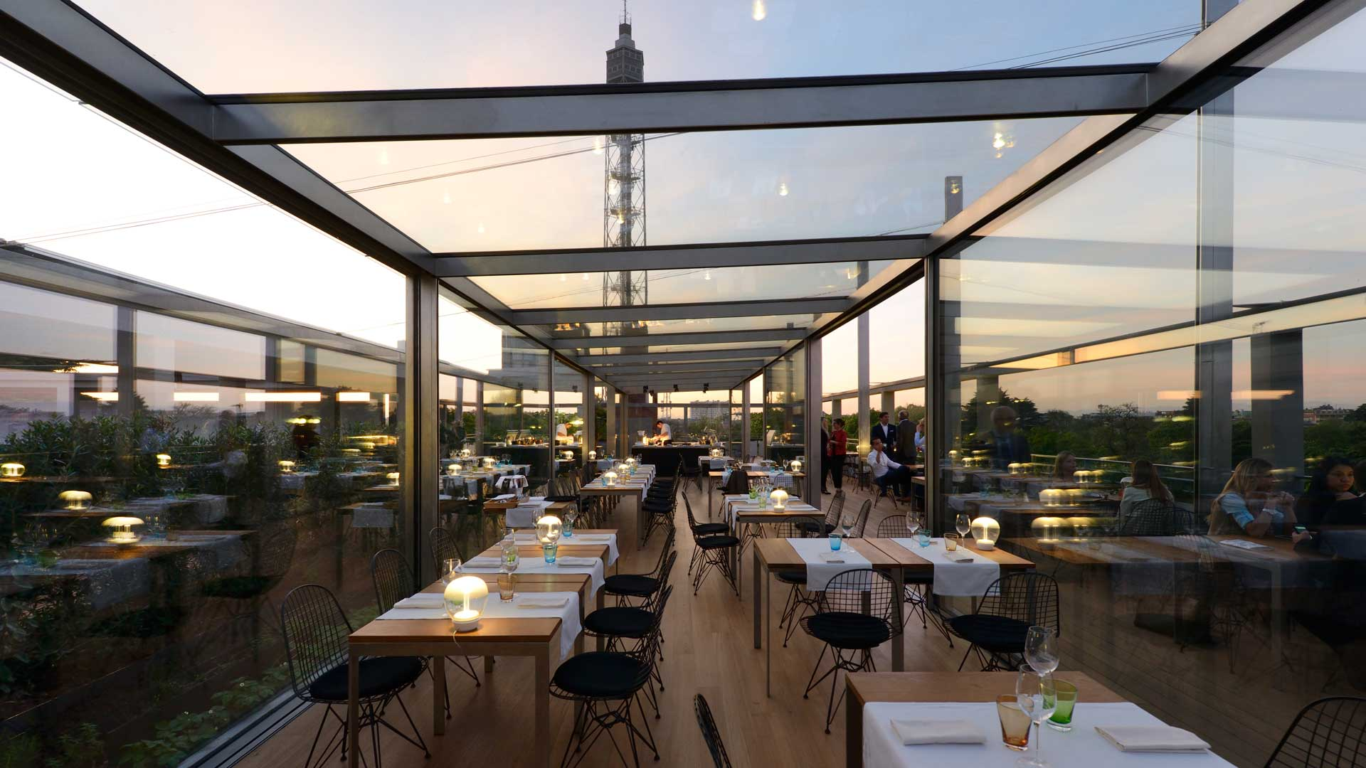 Terrazza Eleven Rooftop Happy Hour With A View The Best Locations