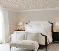 ceiling decor idea | Brewster Wallcovering Blog