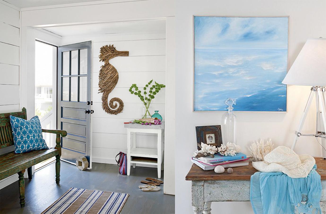Coastal Chic Beach Homes