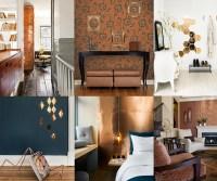 Color Love: Glistening Copper  Brewster Home