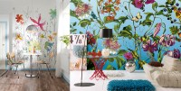 Mesmerizing Mural Designs  Brewster Home