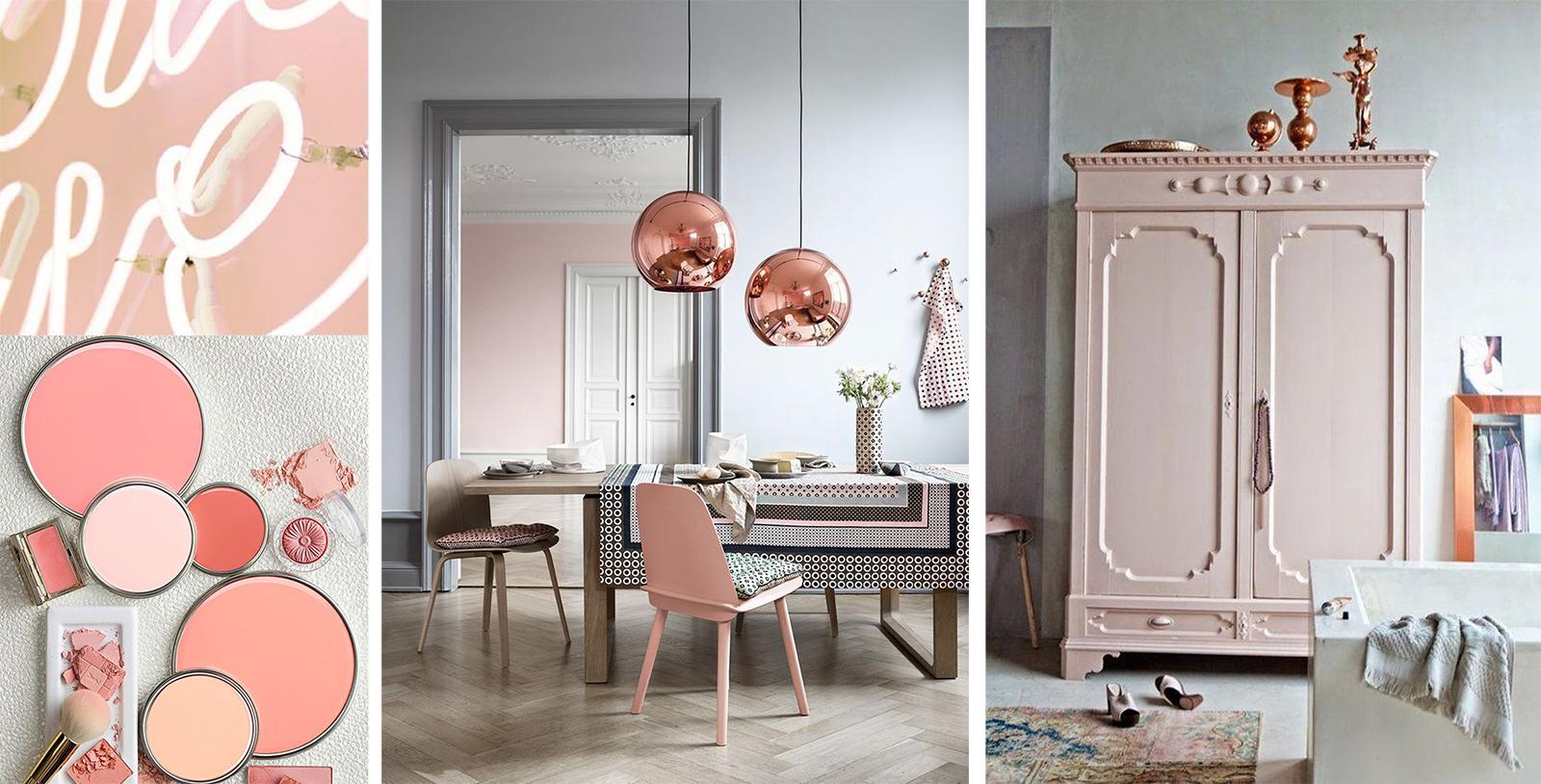 pink decor trend