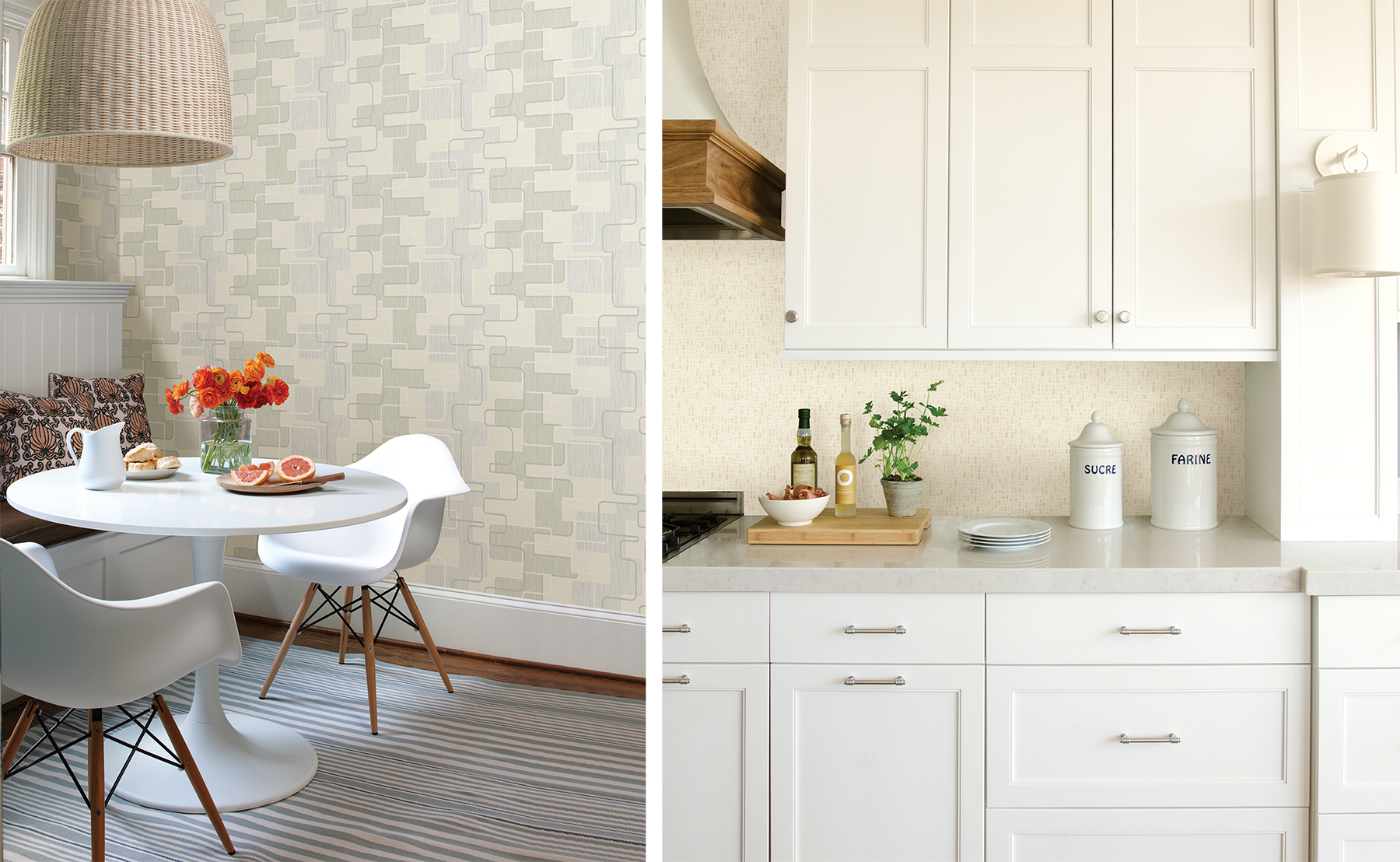 wallpaper for kitchen walls pantry shelves bed and bath iv  brewster home